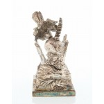 Christian Lacroix Rare 1988 Limited Edition Christofle Unicorn Paperweight