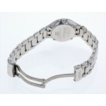 Ebel Beluga Ladies Diamond 27mm E9157428-20 Steel Watch Powder Blue Face