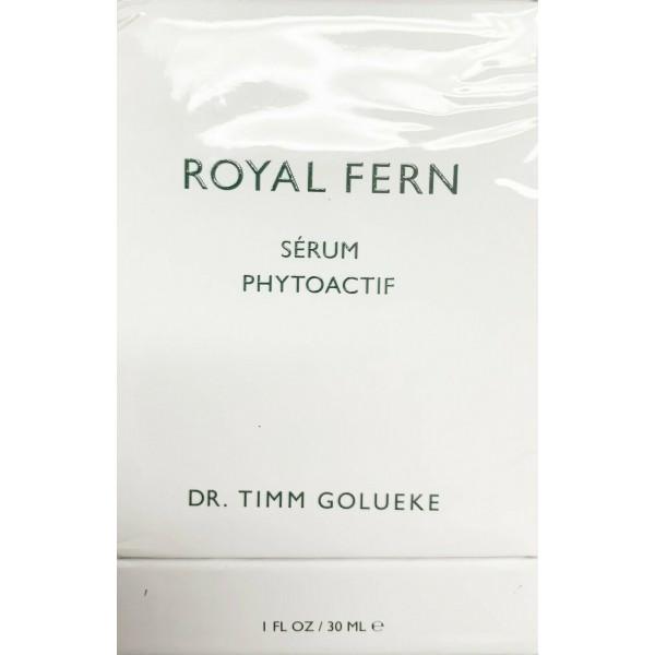 Royal Fern Phytoactive Anti-Aging Serum Dr. Timm Golueke