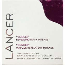 Lancer Younger Revealing Mask Intense 4 Treatments