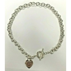 Tiffany & Co Toggle Necklace    WLG59CH